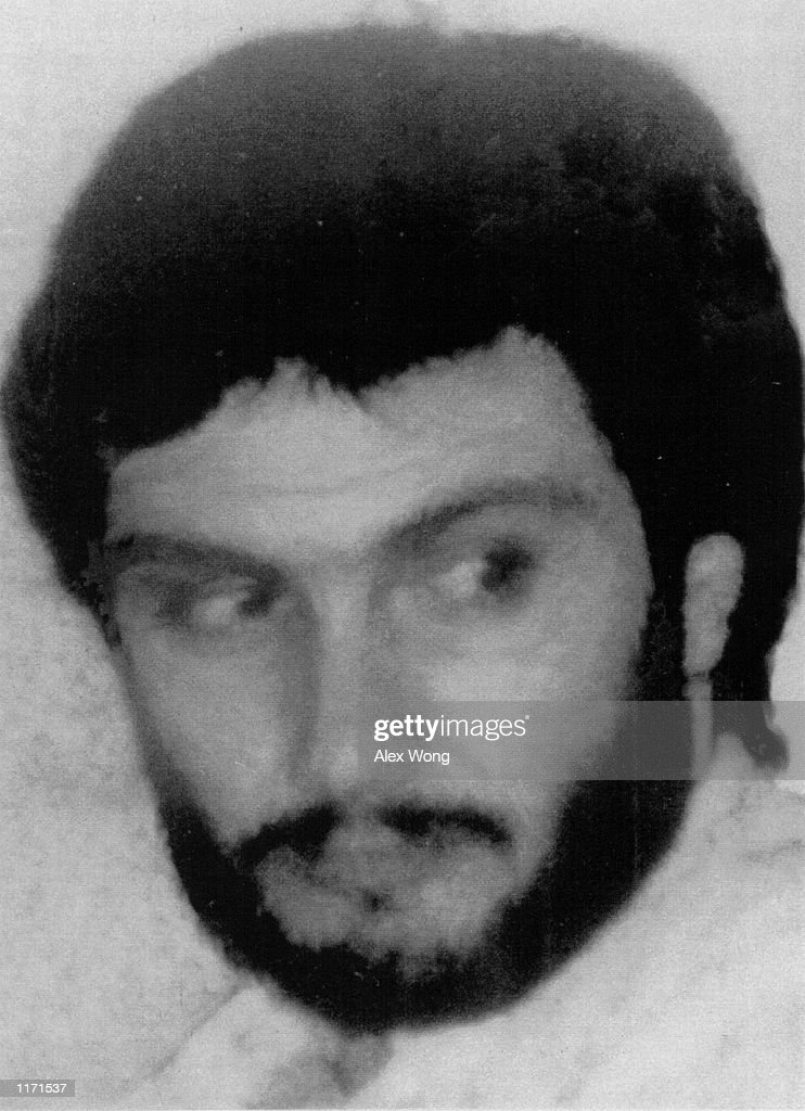 Imad Fayez Mugniyah a suspected terrorist wanted for his role in planning and participation in the 1985 hijacking of a commercial airliner is shown...