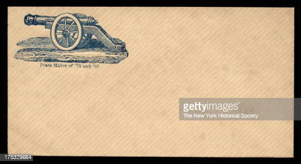 Image depicts image of a cannon