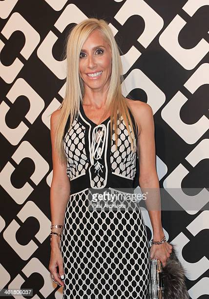 Image Director for DVF Clothing Alexandra von Furstenberg attends Diane Von Furstenberg's 'Journey Of A Dress' premiere opening party at Wilshire May...