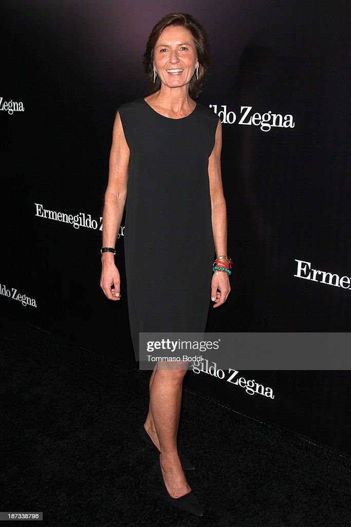 Image Director of Ermenegildo Zegna Group <a gi-track='captionPersonalityLinkClicked' href=/galleries/search?phrase=Anna+Zegna&family=editorial&specificpeople=3053409 ng-click='$event.stopPropagation()'>Anna Zegna</a> attends the Ermenegildo Zegna boutique Rodeo Drive grand opening held at Ermenegildo Zegna Boutique on November 7, 2013 in Beverly Hills, California.