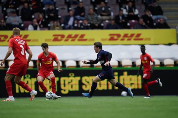 DNK: FC Nordsjalland vs FC Midtjylland - Danish 3F Superliga
