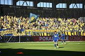 DNK: FC Midtjylland vs Brondby IF - Danish Superliga