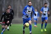 DNK: FC Midtjylland vs Esbjerg fB - Test Match