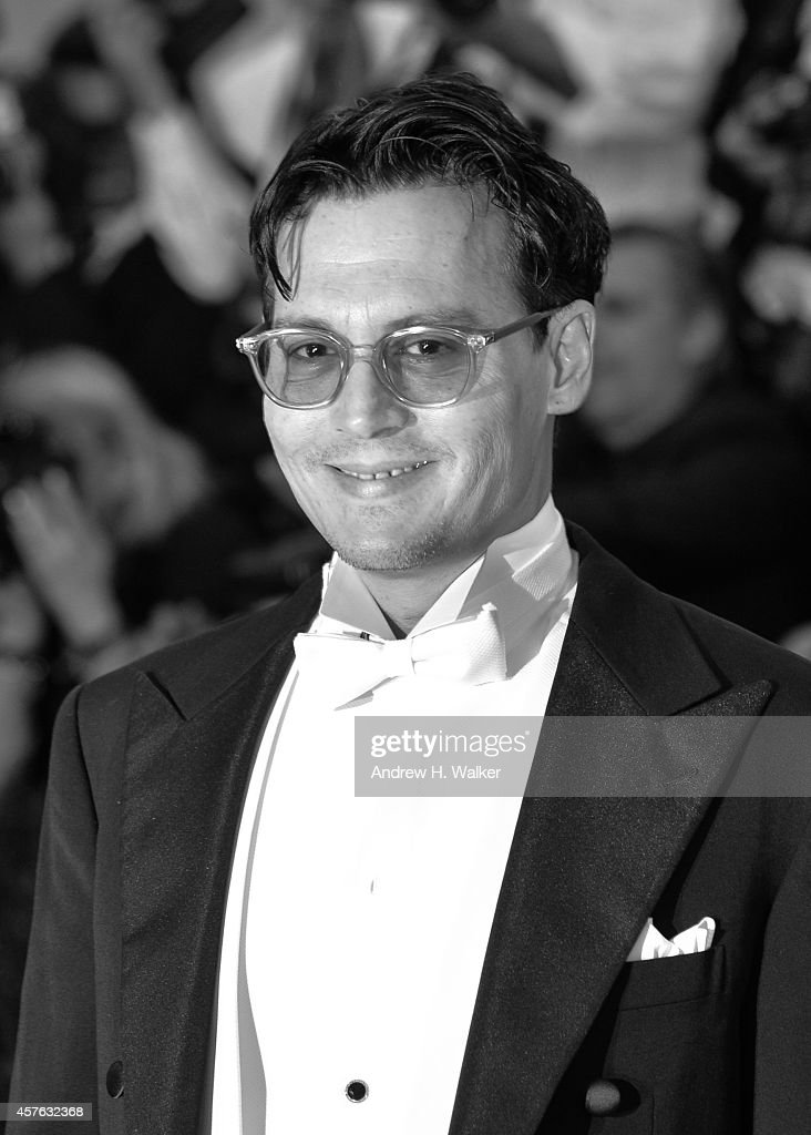 Image has been digitally processed] Acgtor <a gi-track='captionPersonalityLinkClicked' href=/galleries/search?phrase=Johnny+Depp&family=editorial&specificpeople=202150 ng-click='$event.stopPropagation()'>Johnny Depp</a> attends the 'Charles James: Beyond Fashion' Costume Institute Gala at the Metropolitan Museum of Art on May 5, 2014 in New York City.