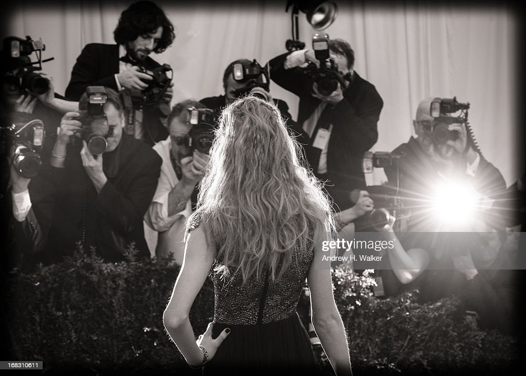 image has been digitally processed and converted to black and white] Taylor Swift attends the Costume Institute Gala for the 'PUNK: Chaos to Couture' exhibition at the Metropolitan Museum of Art on May 6, 2013 in New York City.