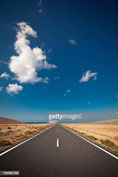 desert l'autoroute