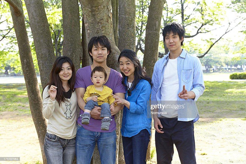 Image of family : Stock Photo
