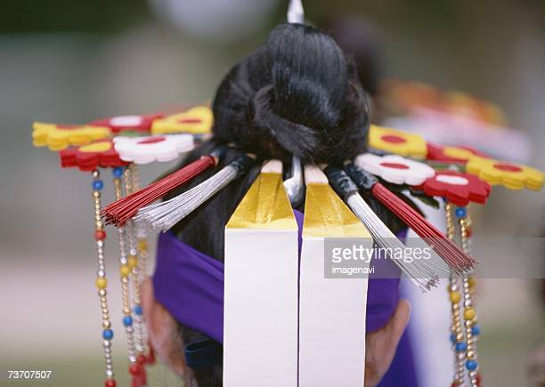 Image of hair accessory in Okinawa