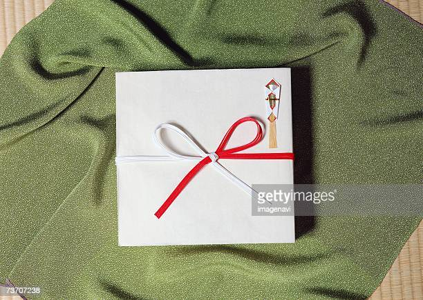 Image of Japanese style gift box