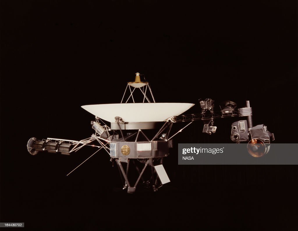 Voyager 1 | Getty Images