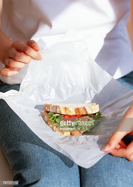Image of sandwich