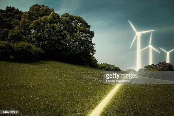 Image of smart grid