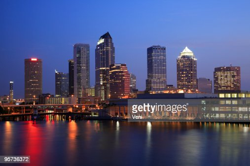 Image of the city Tampa in Florida