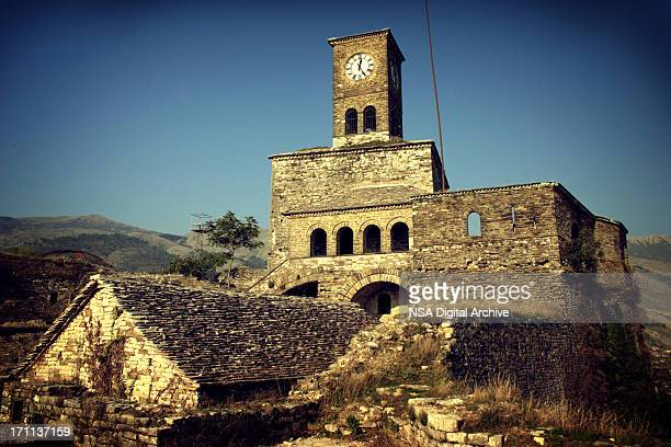 Images of Albania | Fortress in Gjirokastra