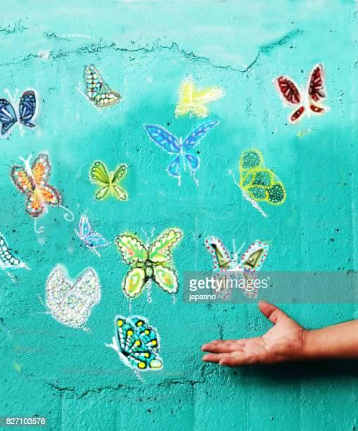 Imaginary butterflies