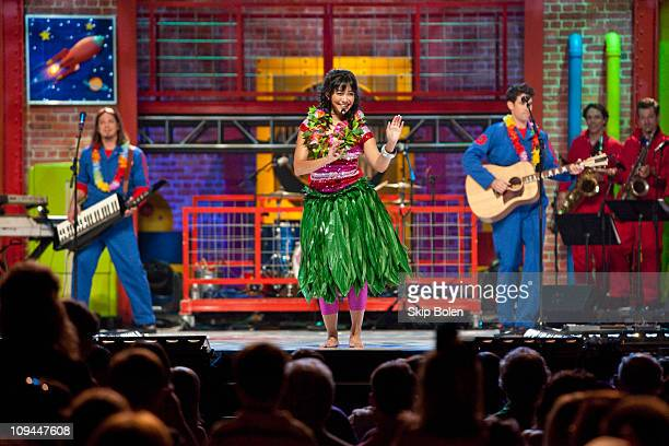 MOVERS 'Imagination Movers in Concert' For Preschoolers and their families Disney Junior presents a primetime special featuring more than a dozen...