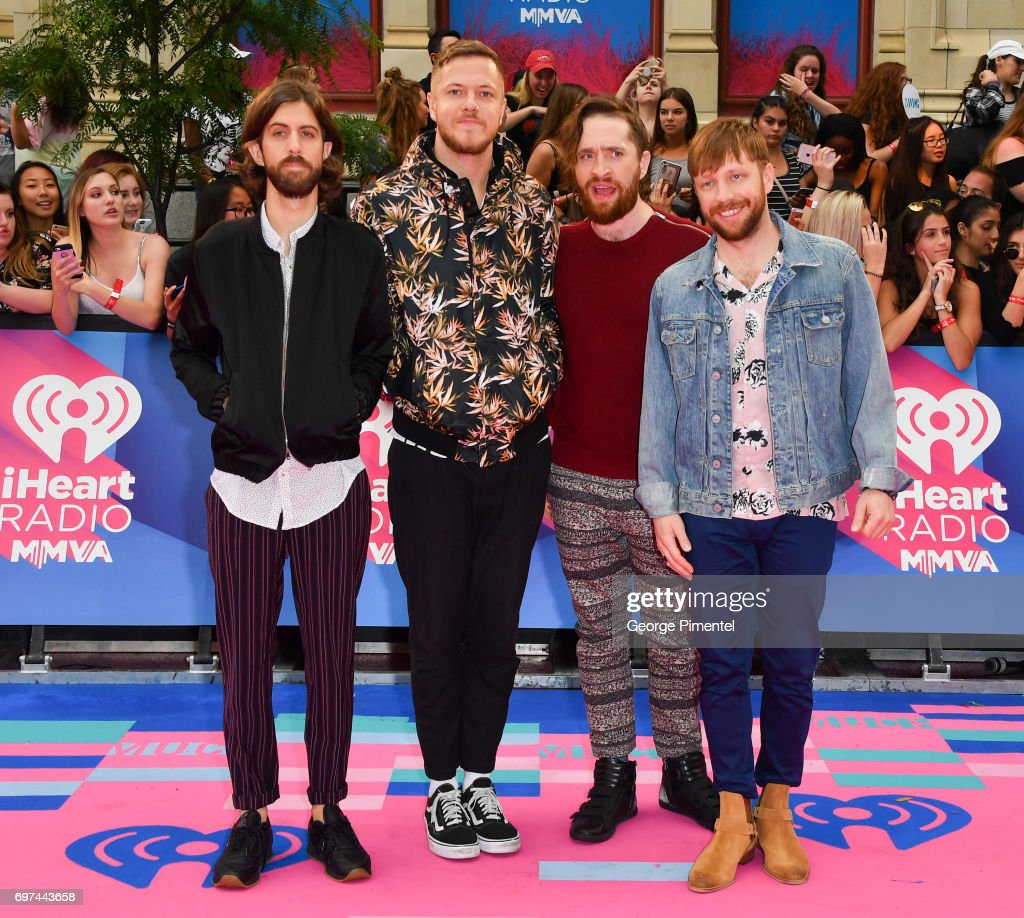 2017 iHeartRadio MuchMusic Video Awards - Arrivals