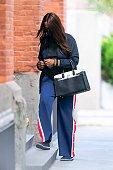 Celebrity Sightings In New York City - September 12,...