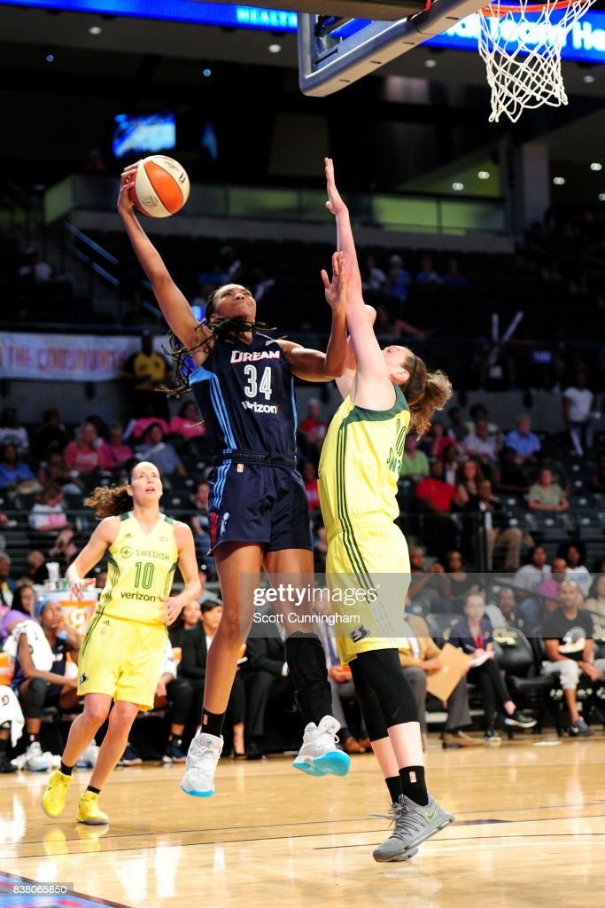 Seattle Storm v Atlanta Dream