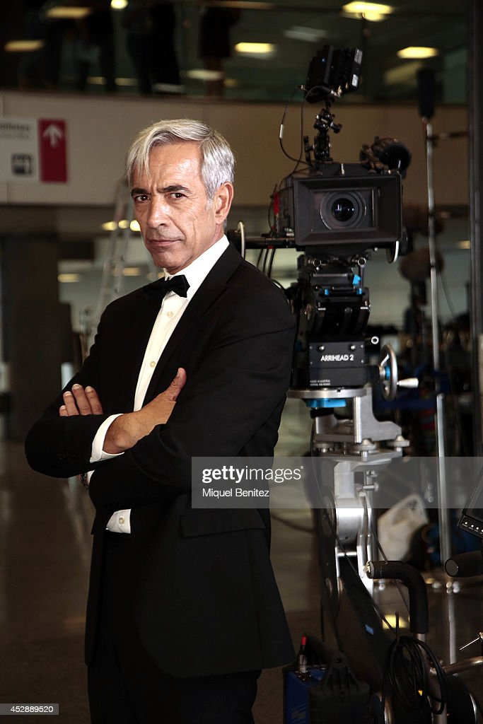'Anacleto: Agente Secreto' on Set Filming