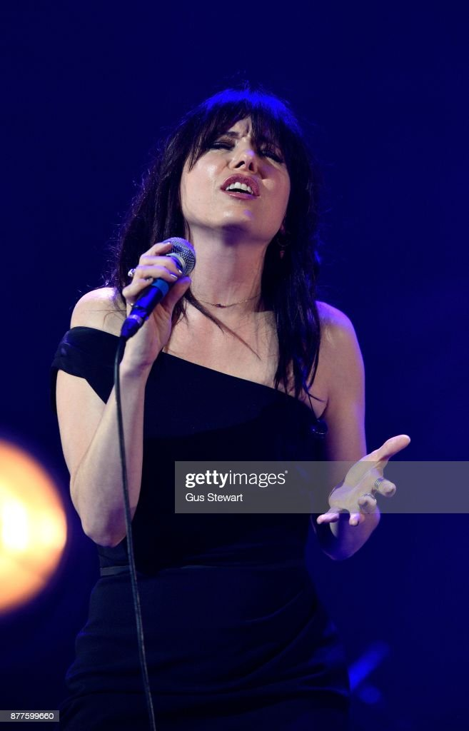 Imelda May Performs At The Royal Albert Hall