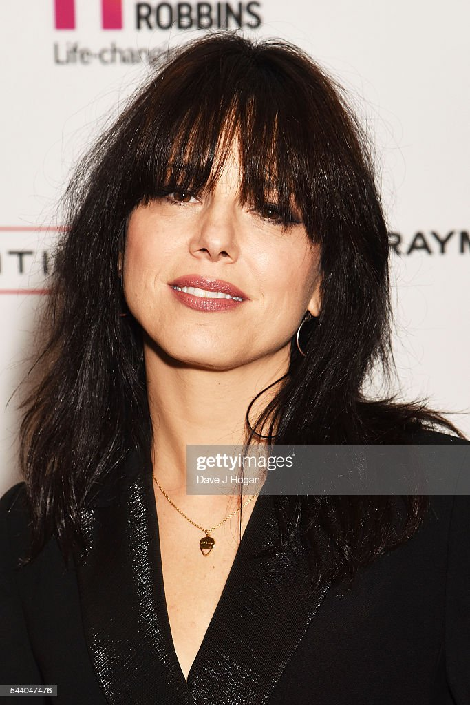 <a gi-track='captionPersonalityLinkClicked' href=/galleries/search?phrase=Imelda+May&family=editorial&specificpeople=5401061 ng-click='$event.stopPropagation()'>Imelda May</a> poses for a photo during the Nordoff Robbins O2 Silver Clef Awards on July 1, 2016 in London, United Kingdom.