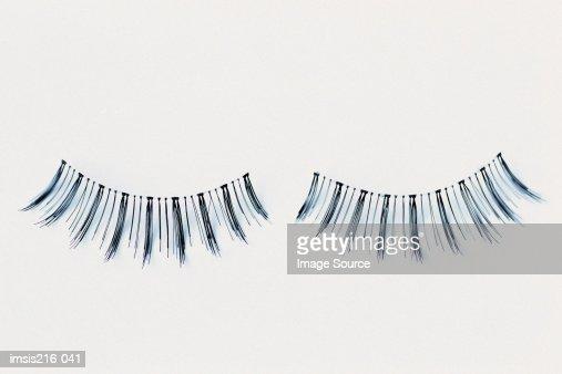 Imitation eyelashes
