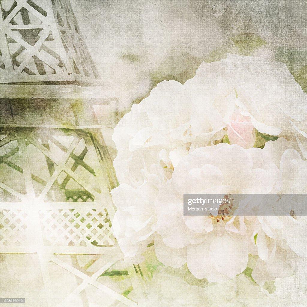 Imitation of the watercolor painting background : Bildbanksbilder