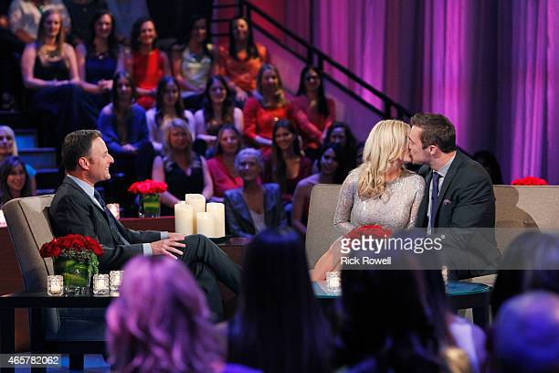ROSE Immediately following the dramatic Season Finale of 'The Bachelor' emotions ran high as Chris sat down with Chris Harrison LIVE to discuss his...
