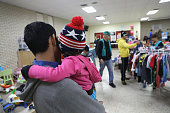 mcallen tx immigrants choose donated clothing