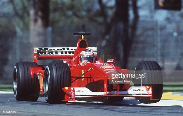 MARINO 2000 Imola/ITA Rubens BARRICHELLO FERRARI