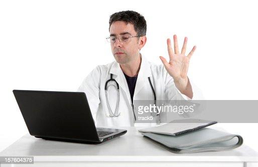 impatient doctor