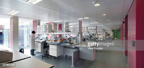 Imperial College London London United Kingdom Architect Sheppard Robson Imperial College London 5Th Floor Open Labs