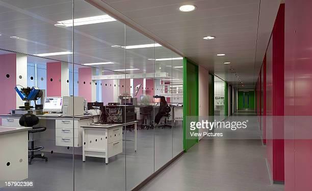 Imperial College London London United Kingdom Architect Sheppard Robson Imperial College London 3Rd Floor Labs