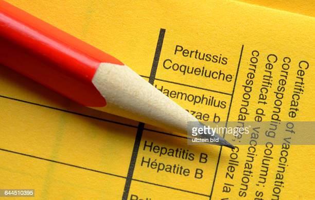Impfbuch Pertussis Haemophilus influenzae b Hepatitis B