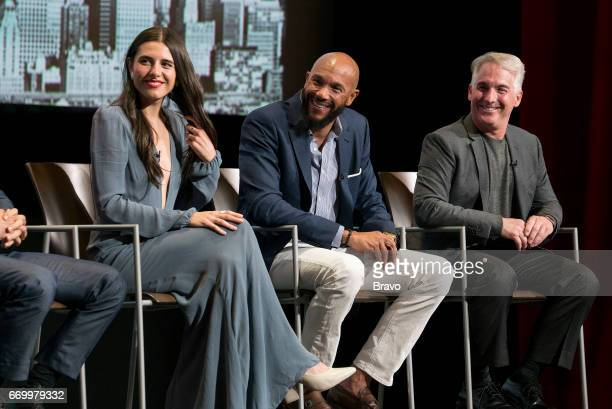 EVENTS 'Imposters Top Chef FYC Emmy Event' Pictured Marianne Rendon Stephen Bishop Brian Benben