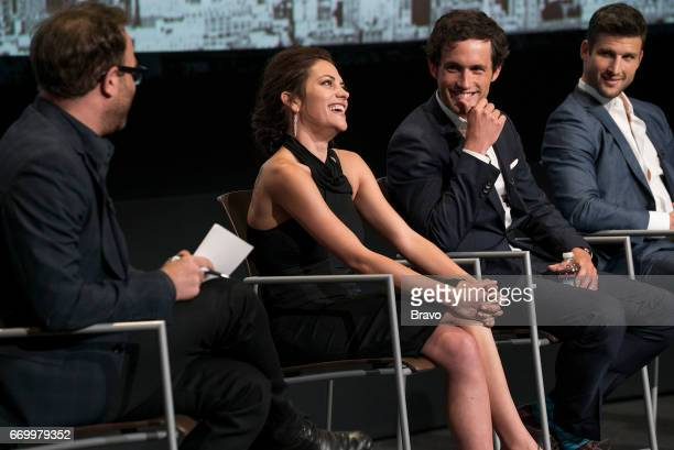 EVENTS 'Imposters Top Chef FYC Emmy Event' Pictured Paul Adelstein Inbar Lavi Rob Heaps Parker Young