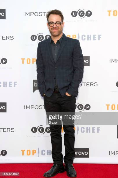 EVENTS 'Imposters Top Chef FYC Emmy Event' Pictured Paul Adelstein