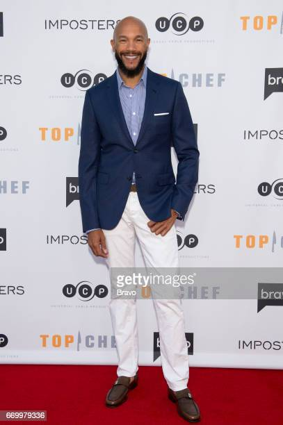 EVENTS 'Imposters Top Chef FYC Emmy Event' Pictured Stephen Bishop