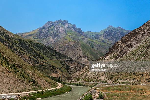 Impressive landscapes near Hakkari