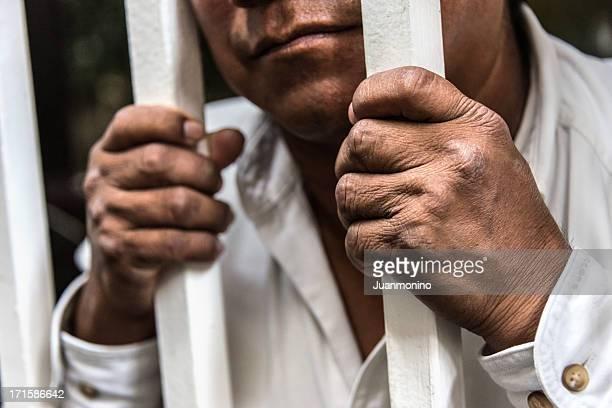 Encarcelados de inmigrantes