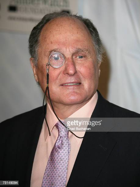 Improv Comedy Club founder Budd Friedman attends the 'Protecting Kids With Laughter' comedy benefit at the Improv Comedy Club on January 29 2007 in...