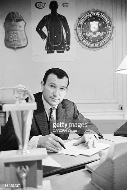 Improvement Center Of National Security Department France 1er mars 1963 le centre de perfectionnement de la direction de la sureté nationale forme...