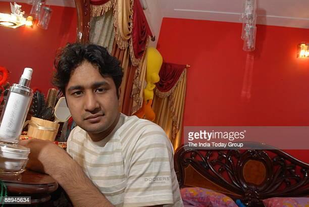 Imran Businessman who has undergone Rhinoplasty by Dr Venkatesh at Sagar Apollo Hospital in Bangalore Karnataka India
