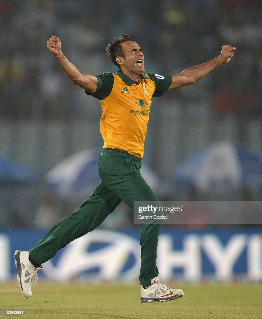 South Africa v Netherlands - ICC World Twenty20 Bangladesh 2014