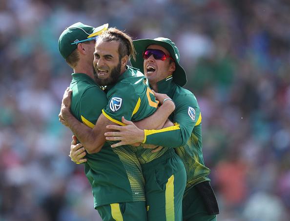 Sri Lanka v South Africa - ICC Champions Trophy : News Photo