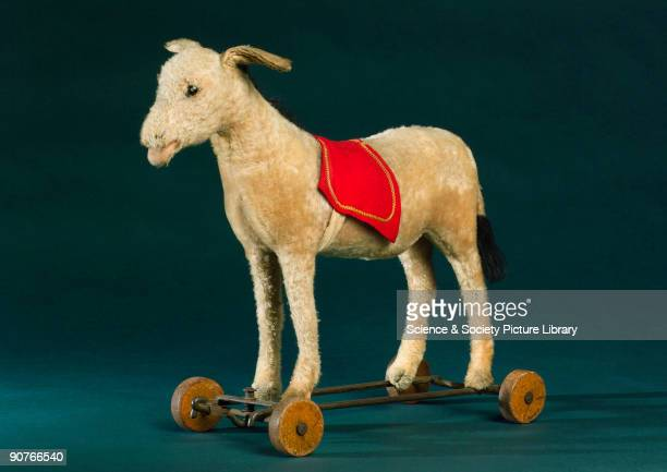 In 1903 Steiff produced the first teddy bear to be made of mohair and have moveable arms and legs Steiff soon became a leading luxury toy maker