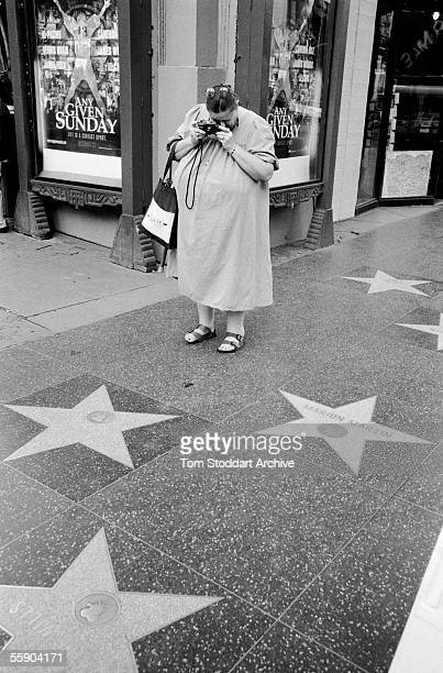 HOLLYWOOD CALIFORNIA USA OCTOBER 2000 In 1911 the first motion picture was made in a suburb of Los Angeles South California since then Hollywood or...