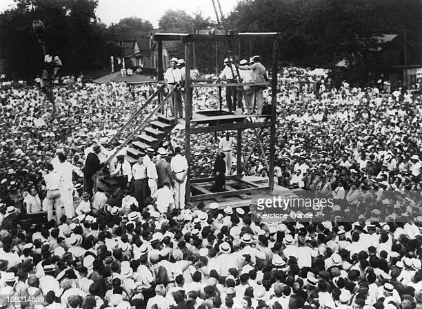 In 1936 Rainey Deth Is Hanged Following His Public Trial In Owensboro When Running A Woman President Executioner