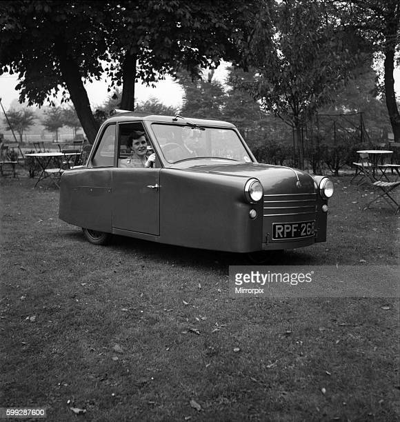 In 1952 AC introduced the Petite coupe which harked back to the early three wheeler days of AC The new car provided basic economical transport for...